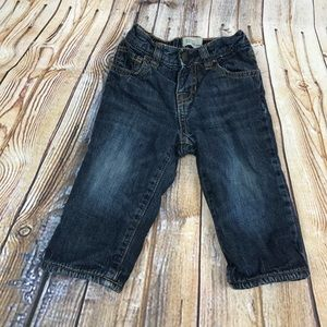 Gap lined jeans 12-18 months